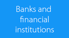 Banks and financial institutions